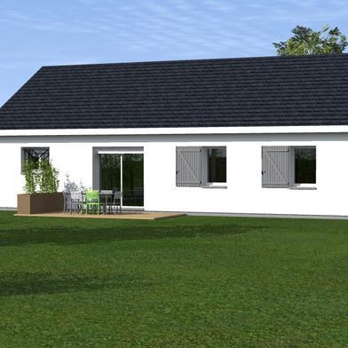 Maison 4 pièces 82 m²