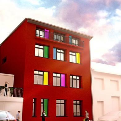 Appartement 102 m²