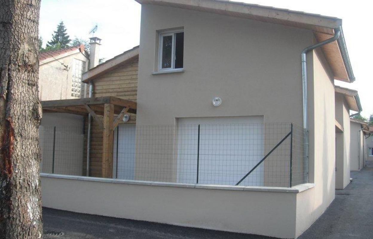 Maison 2 pièces 55 m²