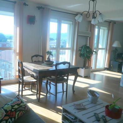 Appartement 4 pièces 93 m²
