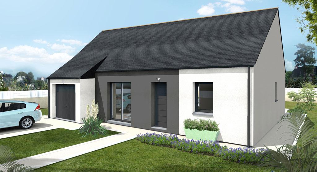 Vente Maison Neuve à Coatréven 22450 Référence Sai22 173352 Rl