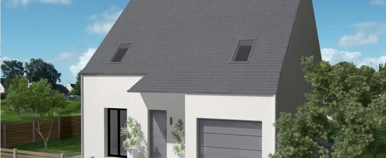Achat maison neuve  Ploubezre (22300) 132 568 €