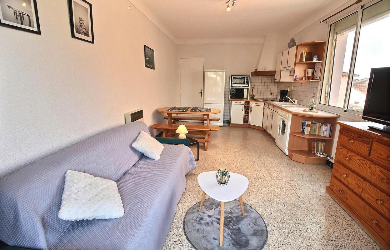 Appartement pour les vacances 34 m²