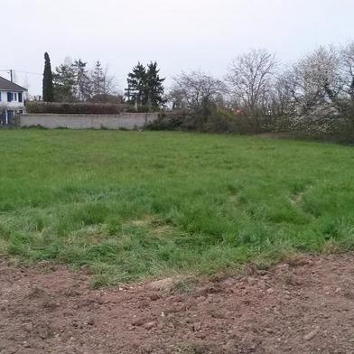 Terrain 1756 m²