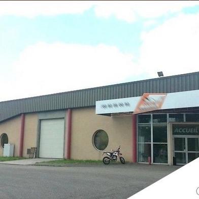 Local industriel 3477 m²