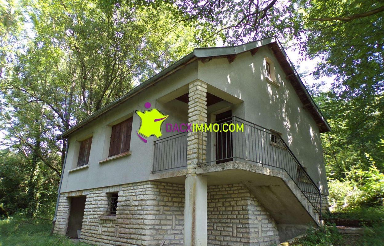 Maison 1 pièce 60 m²