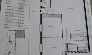 Achat appartement 3 pièces Albi (81000) 148 400 €