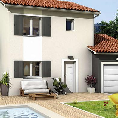 Terrain 680 m²