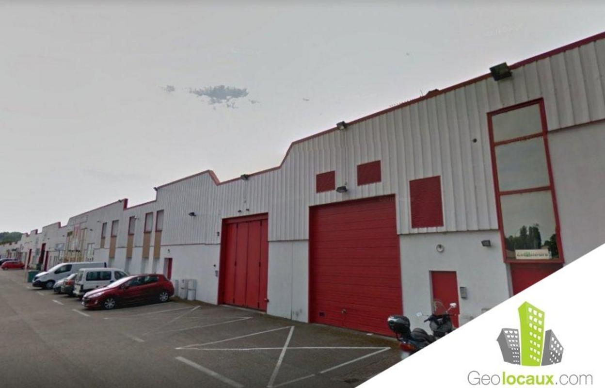 Local industriel 420 m²