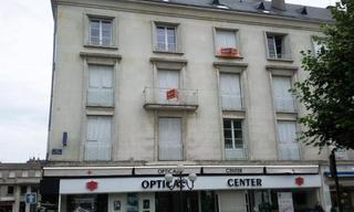 Location appartement 1 pièce Tours (37000) 410 € CC /mois