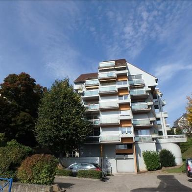 Appartement 2 pièces 59 m²