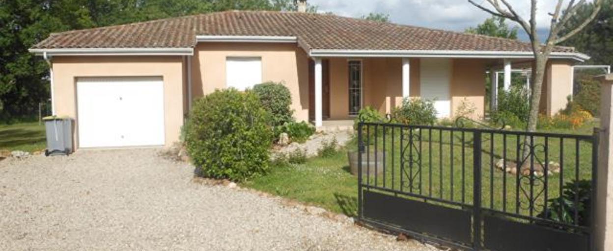 Location maison 4 pièces Labastide St Pierre (82370) 790 € CC /mois