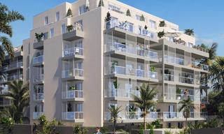 Programme neuf appartement neuf 3 pièces JUAN LES PINS (06160) À partir de 339 000 €