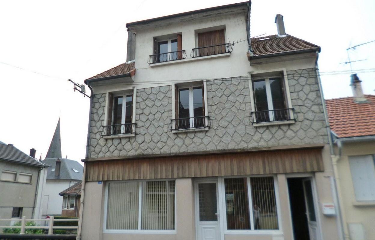 Immeuble 110 m²