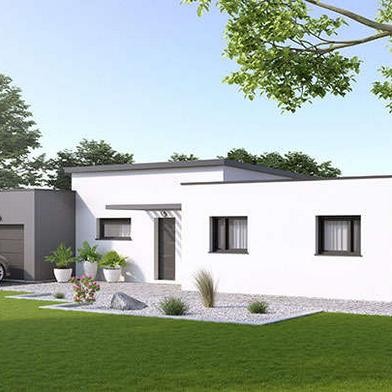 Terrain 776 m²