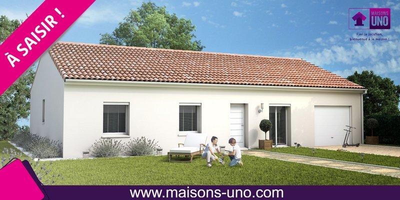 Vente maison bretignolles sur mer 85470 sur le partenaire for Simulation agrandissement maison