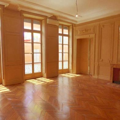 Appartement 6 pièces 175 m²