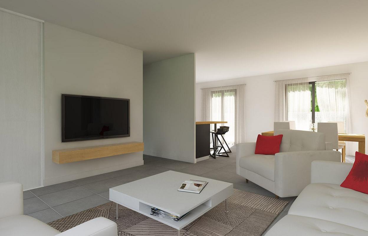Maison à construire 80 m²