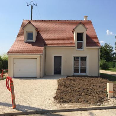 Maison à construire 4 pièces