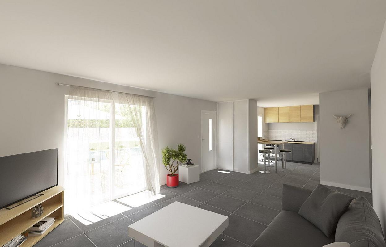 Maison à construire 4 pièces 76 m²