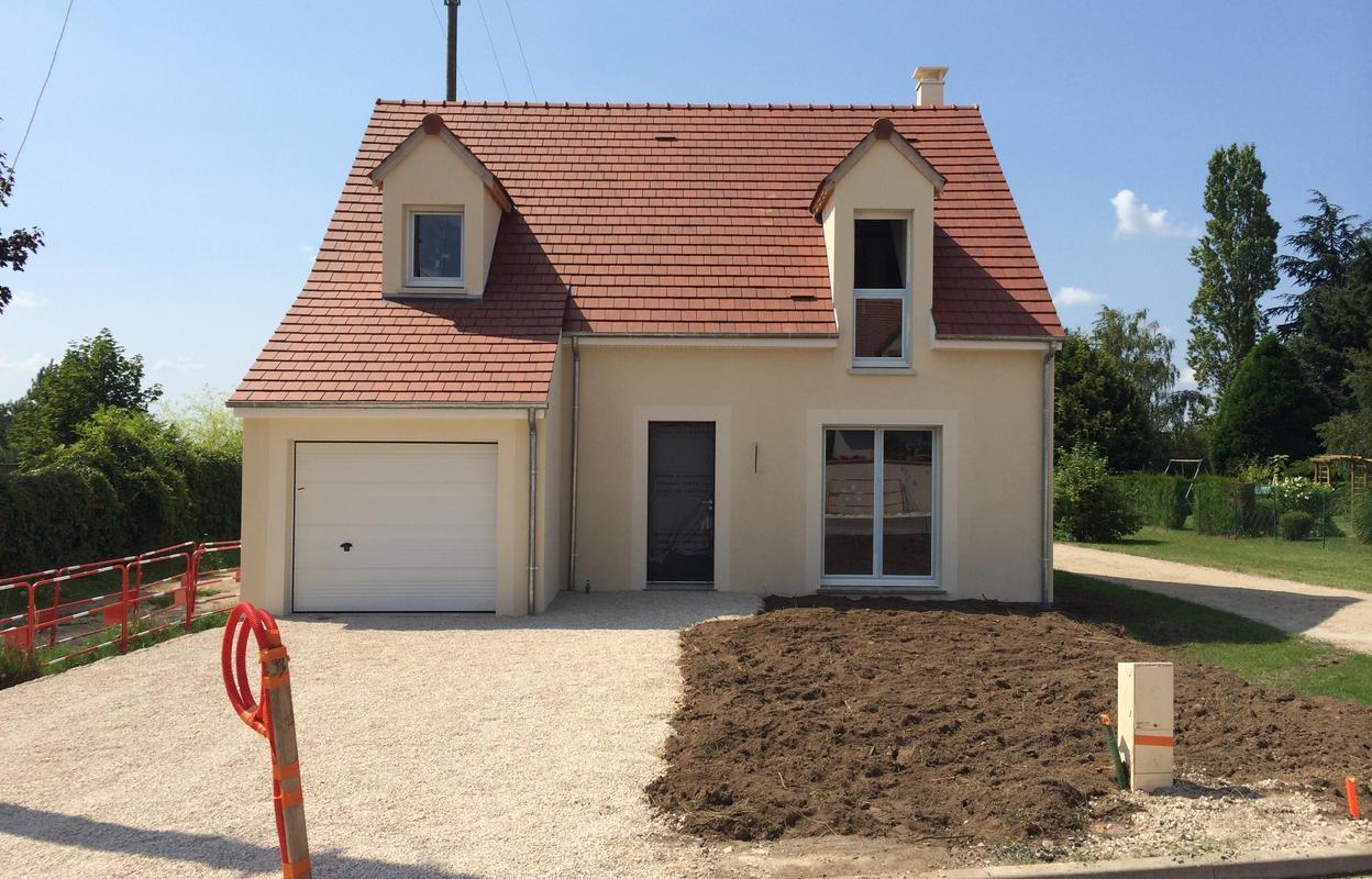 Maison à construire 5 pièces 109 m²