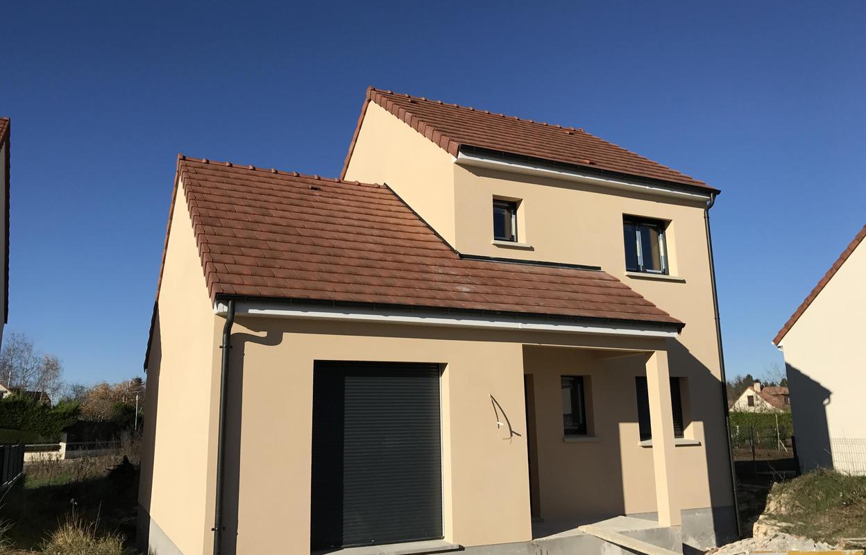 Maison à construire 4 pièces 85 m²