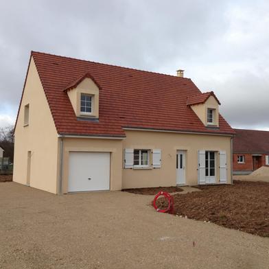 Maison à construire 4 pièces 88 m²