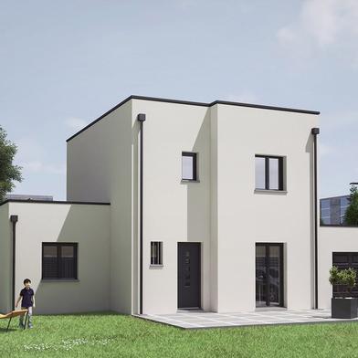 Maison à construire 4 pièces 77 m²
