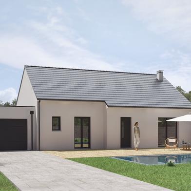 Maison à construire 4 pièces 83 m²