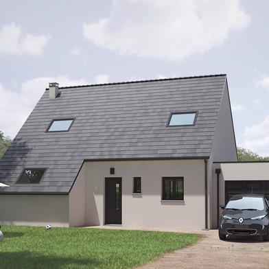 Maison à construire 5 pièces 111 m²
