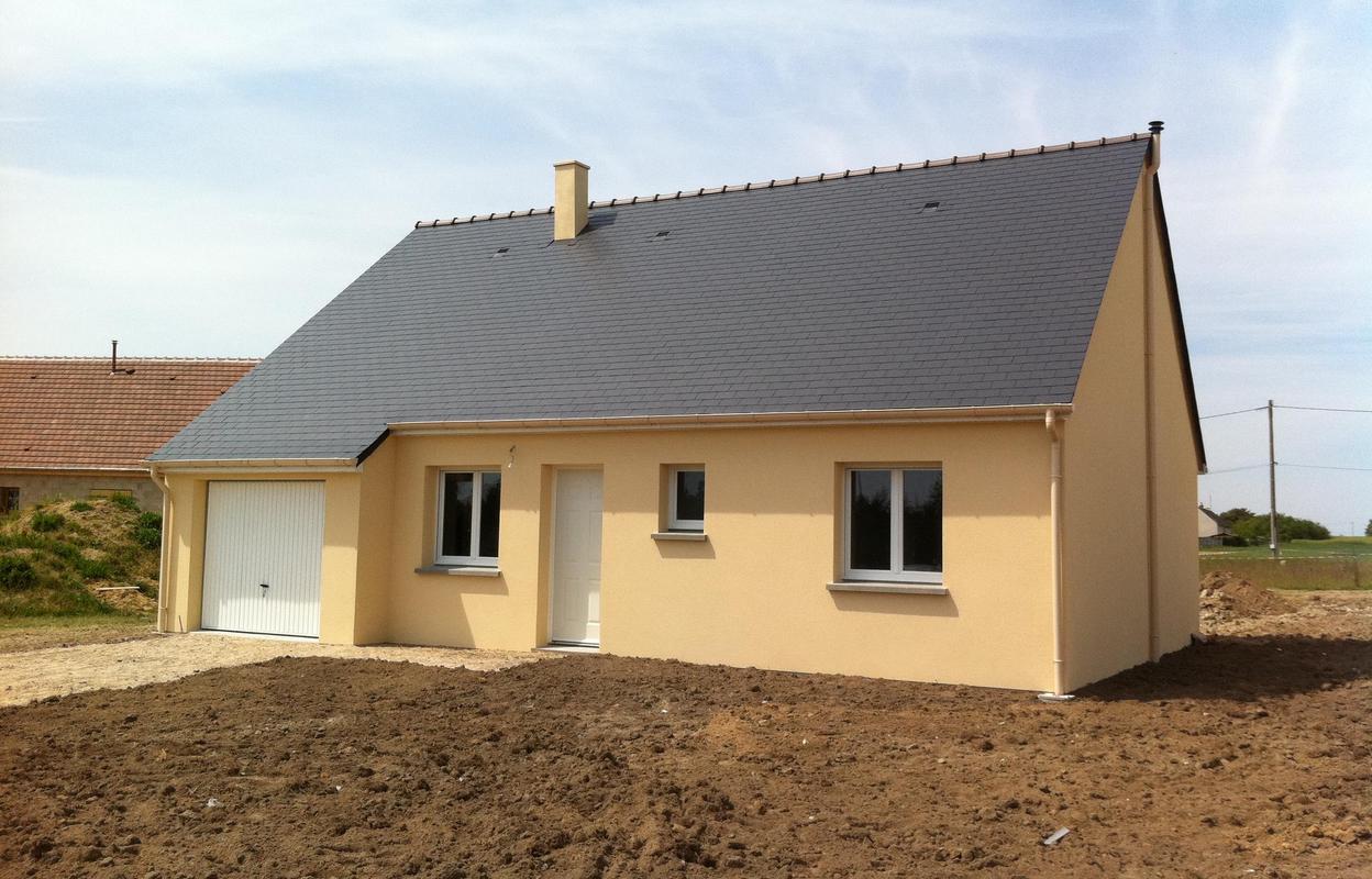 Maison à construire 78 m²