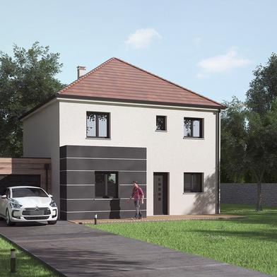 Maison à construire 5 pièces 107 m²