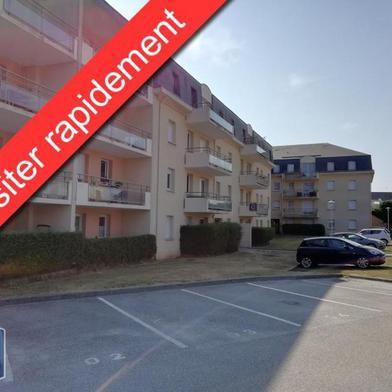 Appartement 2 pièces 44 m²
