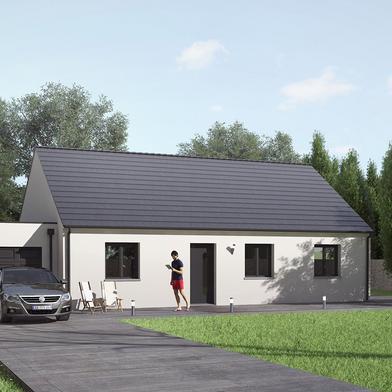 Maison à construire 4 pièces 87 m²