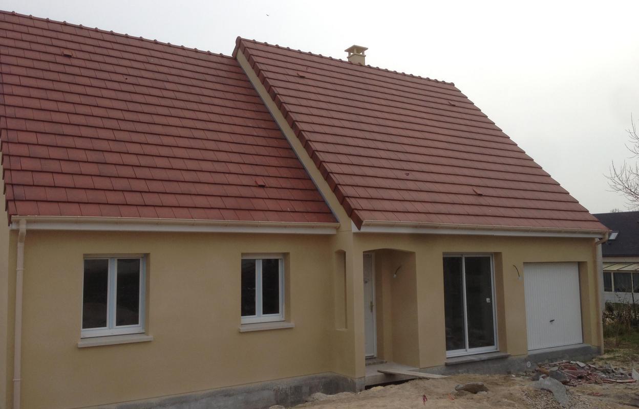 Maison à construire 88 m²