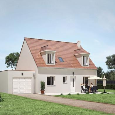 Maison à construire 4 pièces 86 m²