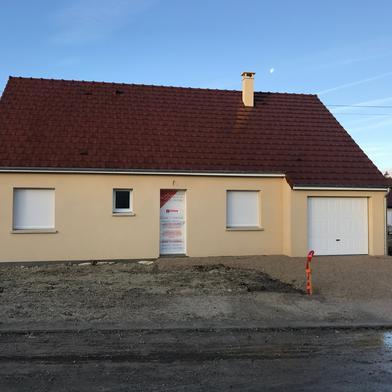 Maison à construire 92 m²