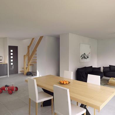 Maison à construire 4 pièces 107 m²