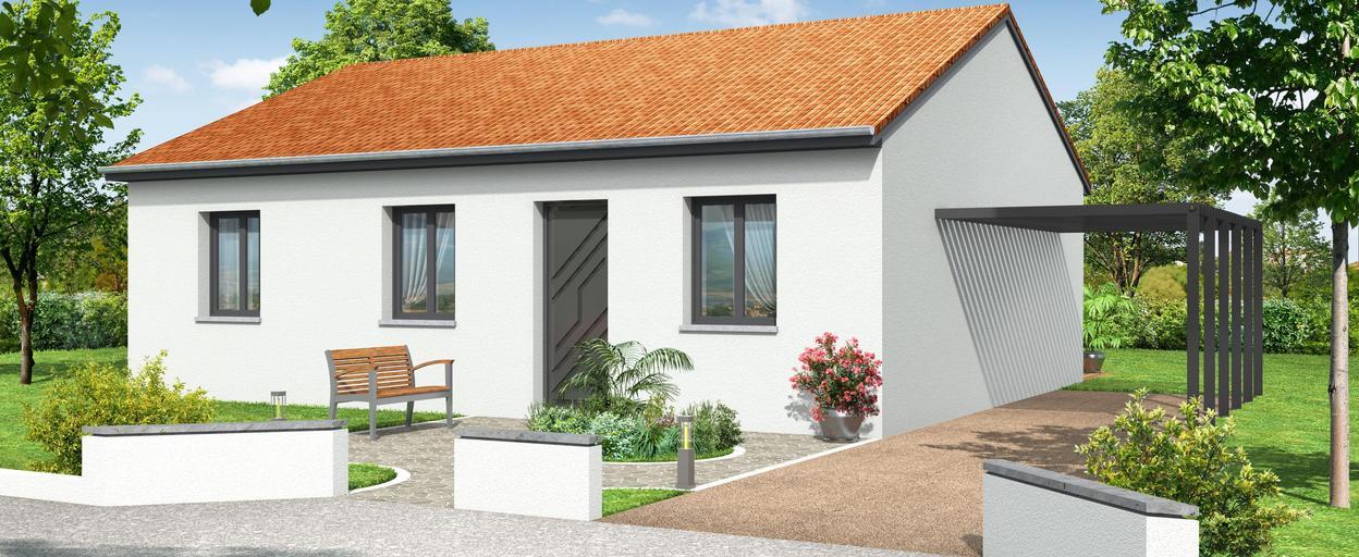 Achat maison 4 pièces Lachassagne (69480) 246 000 €