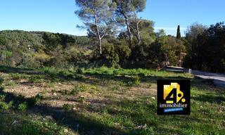 Achat terrain  Trans-en-Provence (83720) 109 800 €