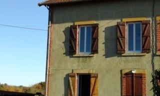Achat maison 7 pièces Chalmoux (71140) 65 000 €