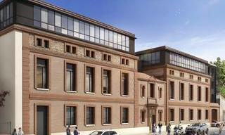 Programme neuf appartement neuf 1 pièce Toulouse (31400) À partir de 112 900 €