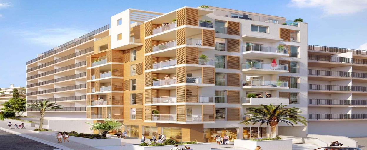 Programme neuf appartement neuf 2 pièces Roquebrune-Cap-Martin (06190) À partir de 310 000 €