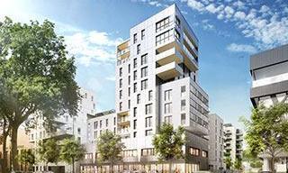 Programme neuf appartement neuf 3 pièces Rouen (76000) À partir de 235 000 €