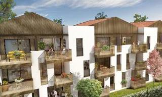 Programme neuf appartement neuf 2 pièces Saint-Jean-de-Védas (34430) À partir de 185 000 €