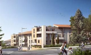 Programme neuf appartement neuf 2 pièces Saint-Orens-de-Gameville (31650) À partir de 182 900 €
