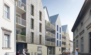 Programme neuf appartement neuf 2 pièces Chartres (28000) À partir de 179 500 €