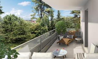 Programme neuf appartement neuf 2 pièces Nîmes (30900) À partir de 130 806 €