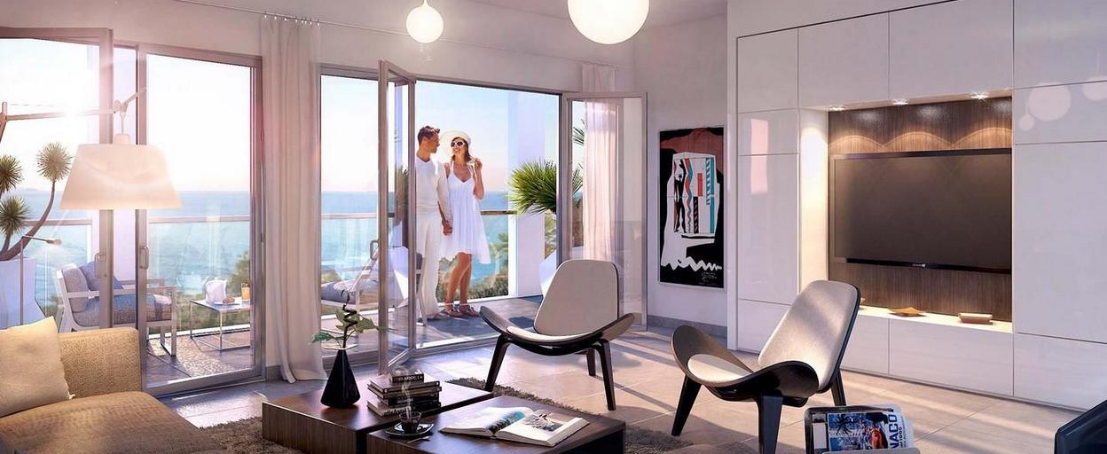 Programme neuf appartement neuf 2 pièces Beausoleil (06240) À partir de 315 000 €