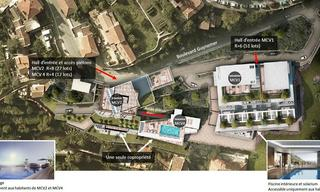 Programme neuf appartement neuf 2 pièces Beausoleil (06240) À partir de 345 000 €